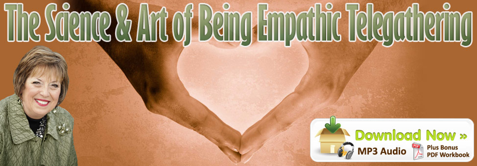 The Science and Art of Being Empathic Audio Download